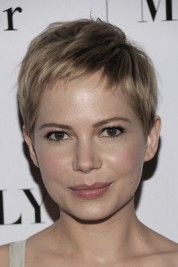 http://www.stylebistro.com/Celebrity+Hair/articles/FX1ADqHis1i/Michelle+Williams+Pixie+Haircut+Dewy+Makeup
