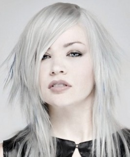 Trend Alert Pale Ash Blonde with Pastel Highlights – Oklahoma City Hairstylist