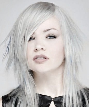 Trend Alert Pale Ash Blonde With Pastel Highlights Oklahoma City
