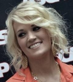 Carrie Underwood's Underpinned Bun Causes a Stir – Oklahoma City Hairstylist