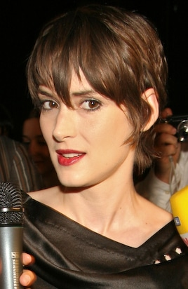 English: Winona Ryder at the Marc Jacobs Show ...