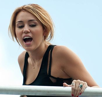 Miley Cyrus Hairstyles Through the Years