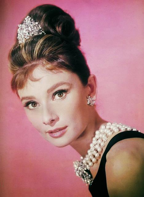 Classic Celebrity Hair Styles Photo