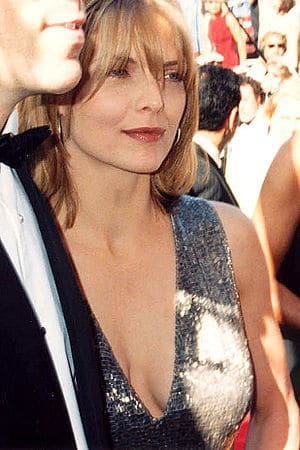 Michelle Pfeiffer taken at the 47th Emmy Award...