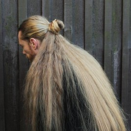 Five Inspiring Styles For Men with Long Hair