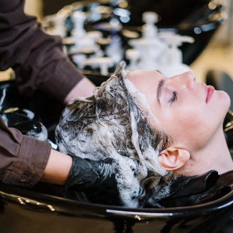 Hair color in oklahoma city - process